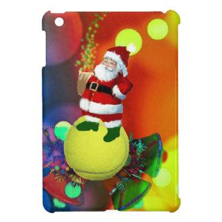Tennisball Sankt und Glocken iPad Mini Hülle