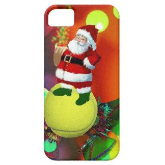 Tennisball Sankt und Glocken iPhone 5 Etui