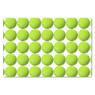 Tennisball Seidenpapier