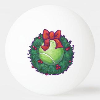 Tennisball-Weihnachten Ping-Pong Ball