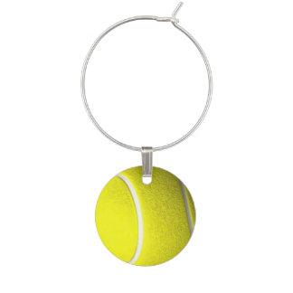 Tennisball-Wein-Umbau Glasdekorierung