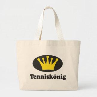 Tenniskönig Einkaufstasche