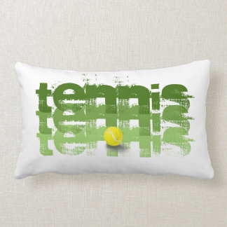 Tennisspieler, Tennisreise Lendenkissen