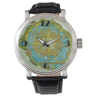 Tenochtitlan Uhr