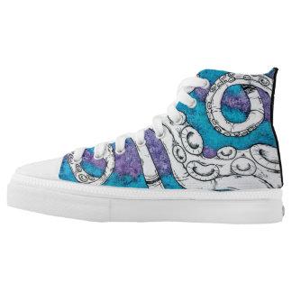 Tentakeln der Galaxie Hoch-geschnittene Sneaker