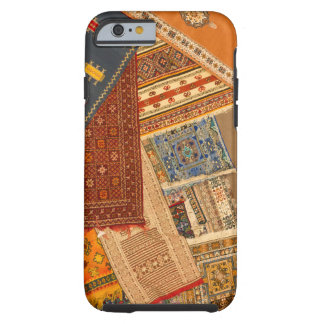 Teppich-Collagen-nahes hohes Tough iPhone 6 Hülle