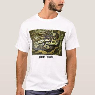 Teppich-Pythonschlange T-Shirt