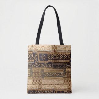 Teppich-Taschen-Blick Tasche