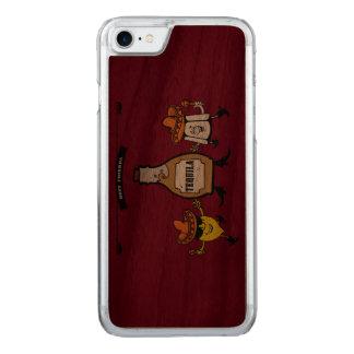 Tequila-beste Freunde für immer Carved iPhone 8/7 Hülle