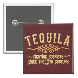 TEQUILA-Knopf Quadratischer Button 5,1 Cm