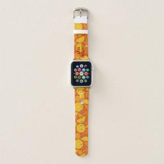 Tequila-Sonnenaufgang Apple Watch Armband