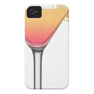 Tequila-Sonnenaufgang-Cocktail iPhone 4 Case-Mate Hülle