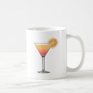 Tequila-Sonnenaufgang-Cocktail Kaffeetasse