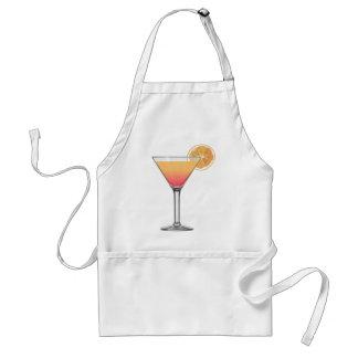 Tequila-Sonnenaufgang-Cocktail Schürze
