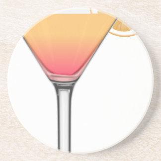 Tequila-Sonnenaufgang-Cocktail Untersetzer