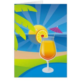Tequila-Sonnenaufgang-Rezept Karte