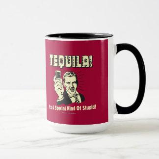 Tequila: Spezielle Art von dummem Tasse