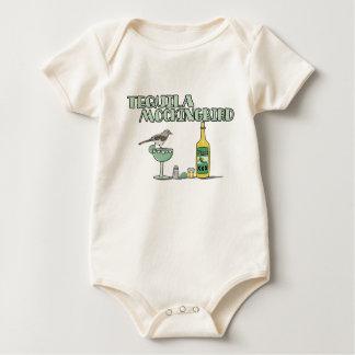 Tequila-Spottdrossel Baby Strampler