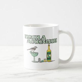 Tequila-Spottdrossel Kaffeetasse