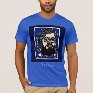 Terence T - Shirt durch FacePrints