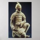 Terrakotta-Armee, Qin-Dynastie, 210 BC Poster