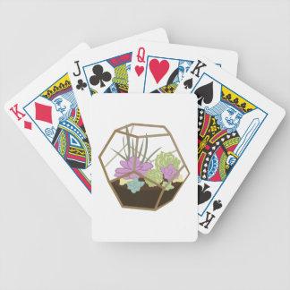 Terrarium Bicycle Spielkarten