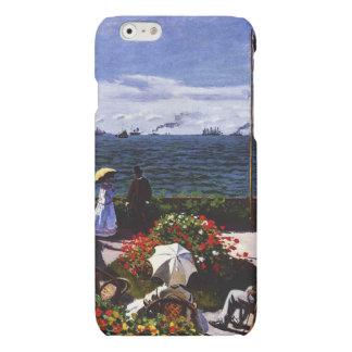 Terrasse Claudes Monet-The bei Sainte-Adresse