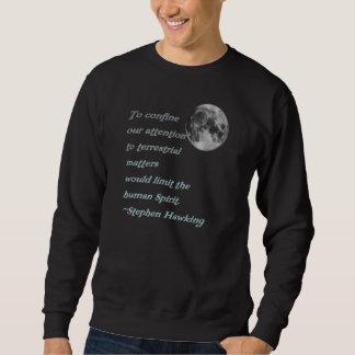 ~*Terrestrial Matters*~ Stephen feilbietendes Sweatshirt