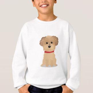 Terrier-Hundekunst Sweatshirt