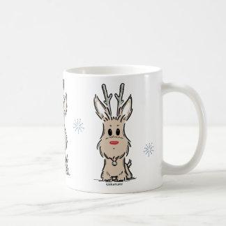 Terrier-Ren-Tasse Kaffeetasse