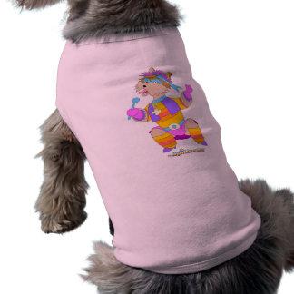 Terrier-Rocksänger Hundeshirts