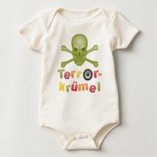 Terrorkrümel Baby Strampler