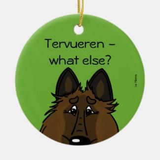 Tervueren – what else? keramik ornament