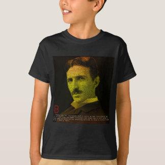 Tesla Block T-Shirt