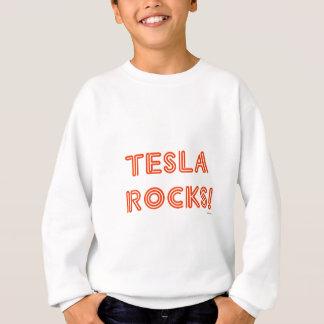 Tesla Felsen! Sweatshirt