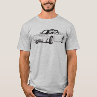Tesla Roadster-T - Shirt