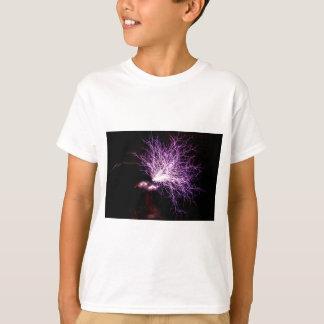 Tesla Spulen-Plasma T-Shirt