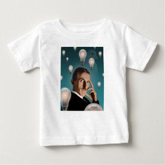 Teslas Traum Baby T-shirt