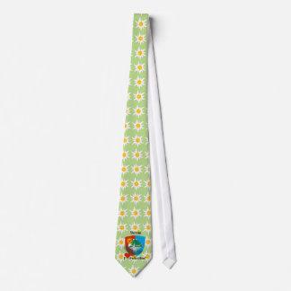 Tessin - Ticino - Schweiz - Svizzera Kravatte Personalisierte Krawatte