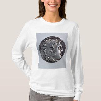 Tetradrachma, das Alexander der Große darstellt T-Shirt