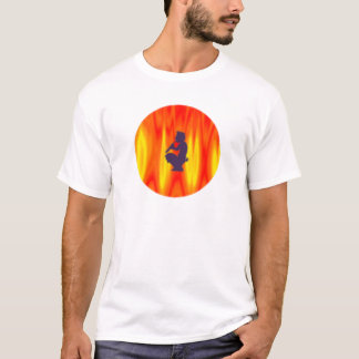 Teufel Flöte devil flute Pan T-Shirt