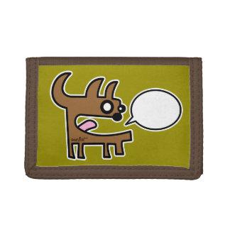 Teufel-Hundegeldbörse