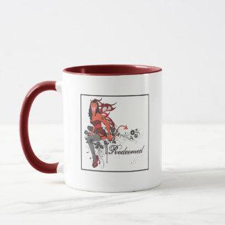 Teufel-Mädchen II Tasse