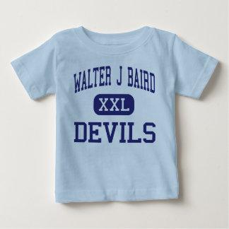 Teufel-Mitte der Libanon Walters J Baird Baby T-shirt