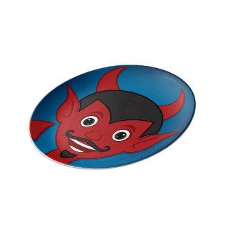 Teufel Porzellanteller