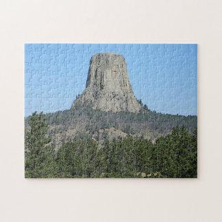 Teufel-Turm, Wyoming Puzzle