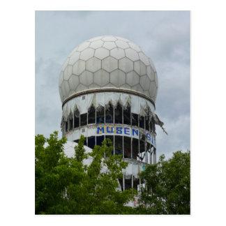 Teufelsberg, BERLIN Postkarte