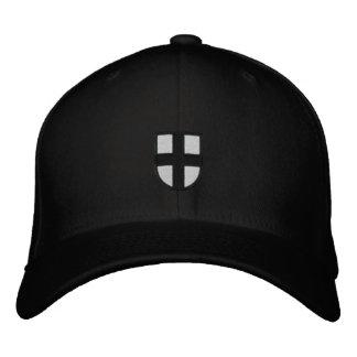 Teutonic Ritter stickten Hut
