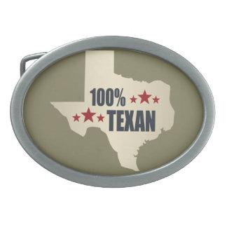 Texan-Gürtelschnalle 100% Ovale Gürtelschnalle