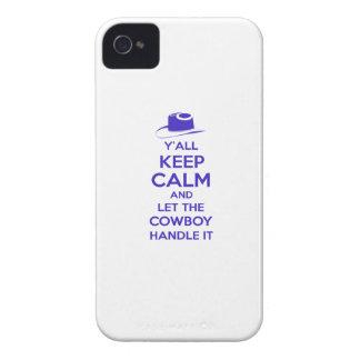 Texan-T-Shirts Case-Mate iPhone 4 Hüllen